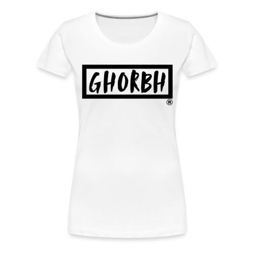 Ghorbh Design Box - Women's Premium T-Shirt