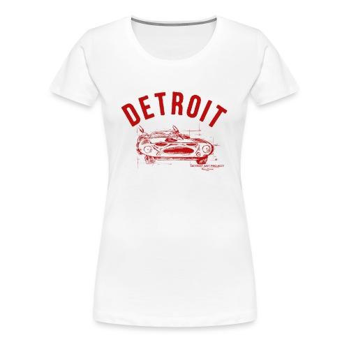 Detroit Art Project - Women's Premium T-Shirt
