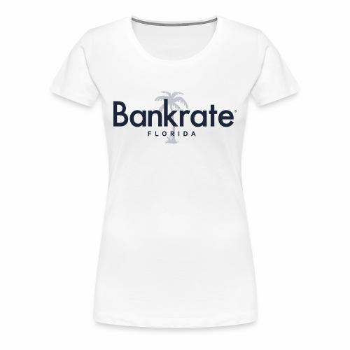 Bankrate - Women's Premium T-Shirt
