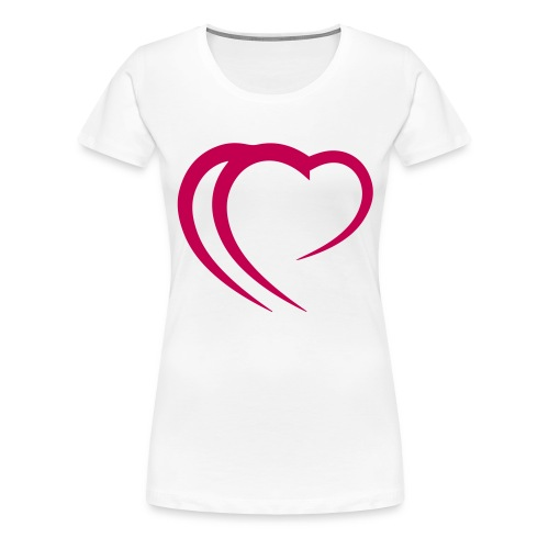 Logo Pink - Women's Premium T-Shirt