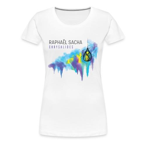 Chrysalides - Raphaël Sacha - Women's Premium T-Shirt