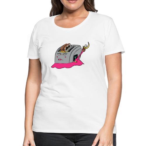 Toaster2 - Women's Premium T-Shirt