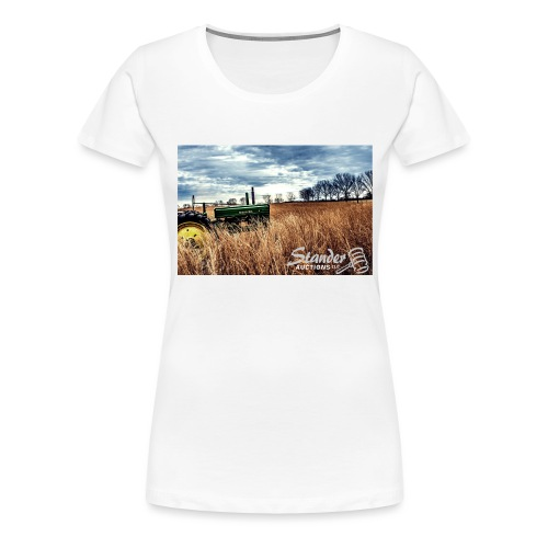 John Deere - Women's Premium T-Shirt