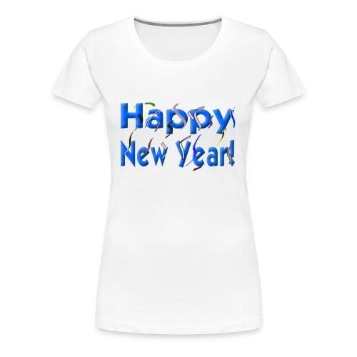 Happy New Year 2019 - Women's Premium T-Shirt