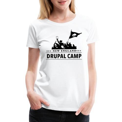 NEDCamp Logo Swag - Women's Premium T-Shirt