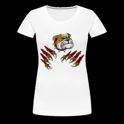 boss dog - Women's Premium T-Shirt