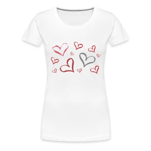 Full of Heart - Women's Premium T-Shirt