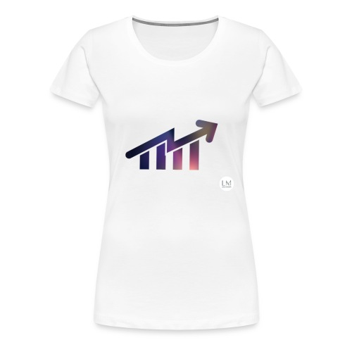 going up - Women's Premium T-Shirt