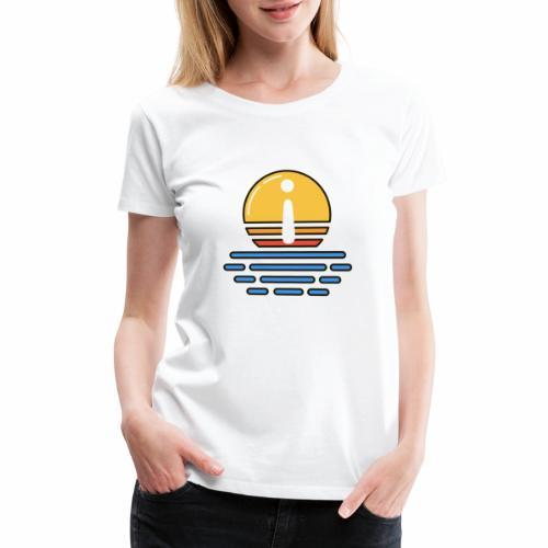 Mentor Dämmerung - Women's Premium T-Shirt