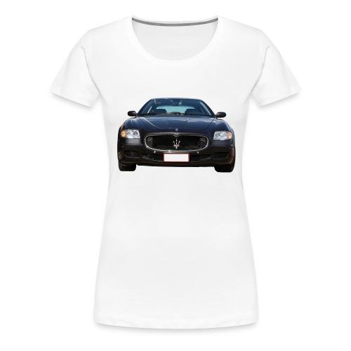 maserati_quattroporte - Women's Premium T-Shirt