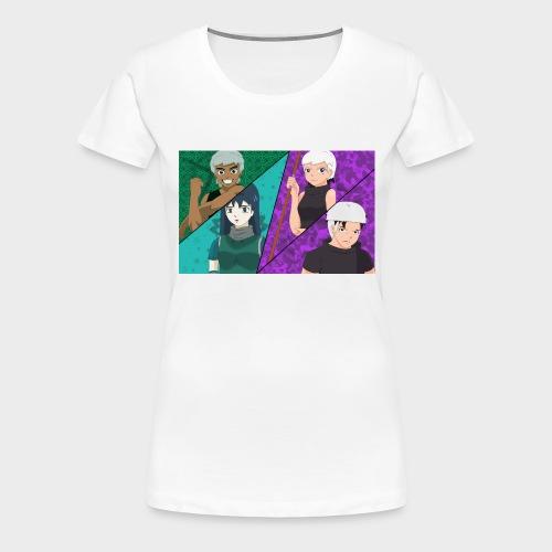 moha_team - Women's Premium T-Shirt