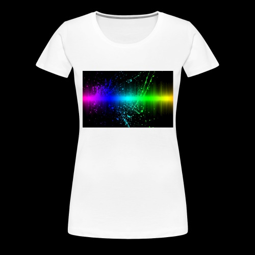 color rush - Women's Premium T-Shirt