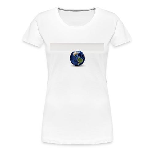 Our Earth Giftidea - Women's Premium T-Shirt