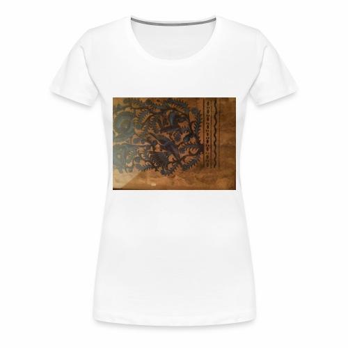 Dilfliremanspiderdoghappynessdogslikeitverymuchtha - Women's Premium T-Shirt