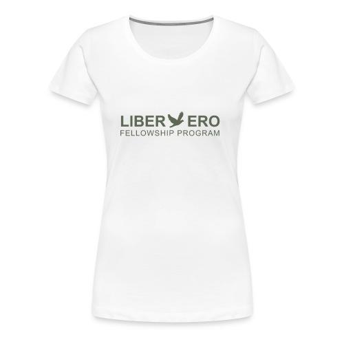 LiberEro logo - Women's Premium T-Shirt