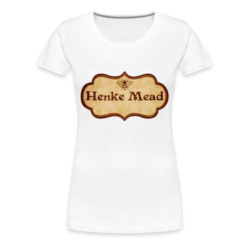 Henke Mead - Women's Premium T-Shirt