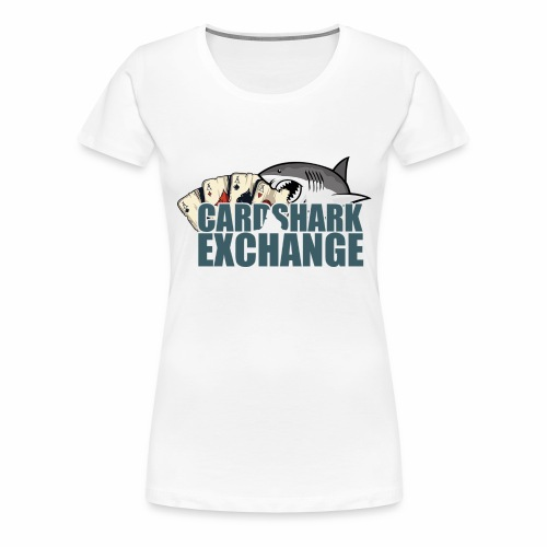 Card Shark 2 - Women's Premium T-Shirt