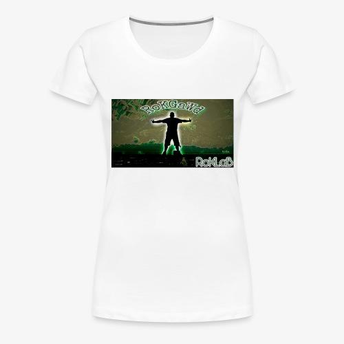 RoKGaWd - Women's Premium T-Shirt