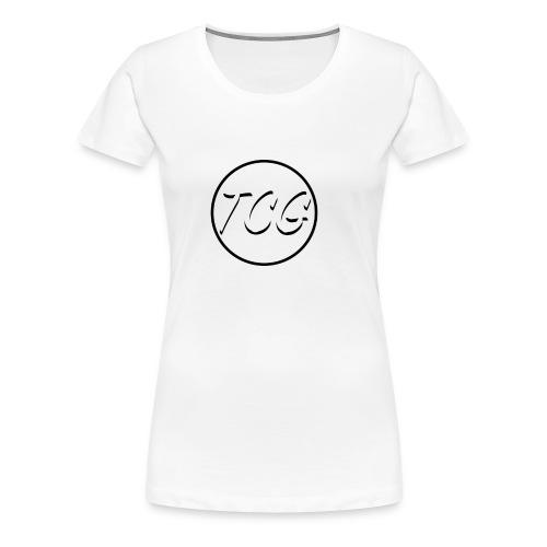 TheCanadianGamer T-Shirt - Women's Premium T-Shirt