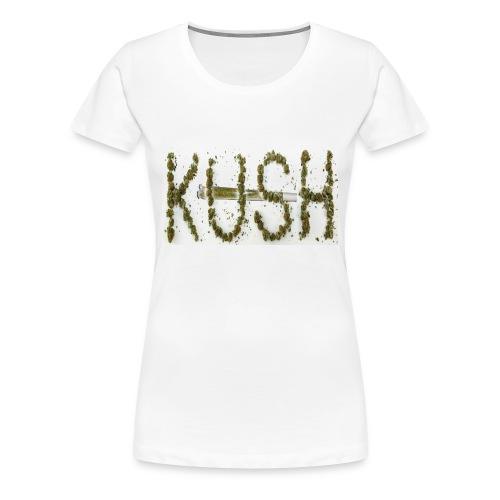 Kush - Women's Premium T-Shirt