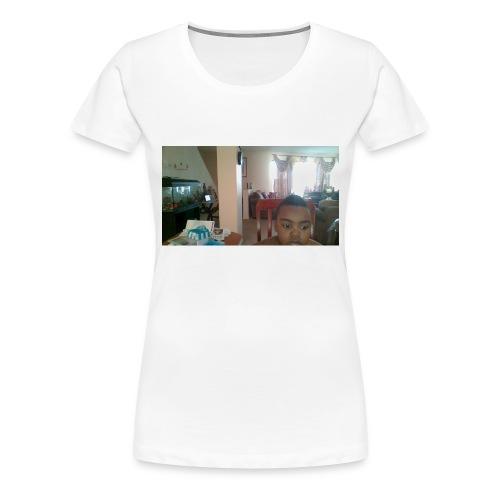 WIN 20160225 08 10 32 Pro - Women's Premium T-Shirt