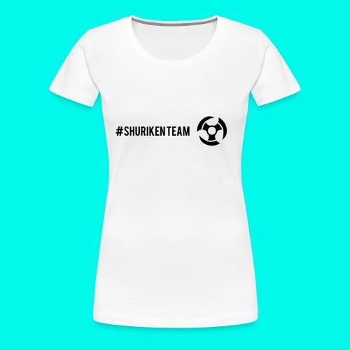 Shuriken Team - Women's Premium T-Shirt