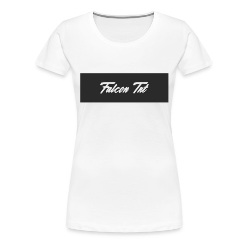 Falcon TNT Official Merch - Women's Premium T-Shirt