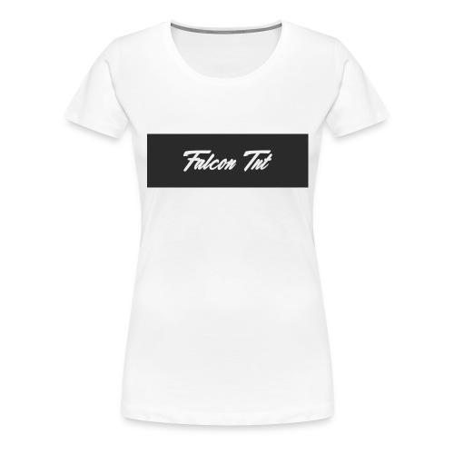 Falcon TNT Official Merch - Women's Premium T-Shirt
