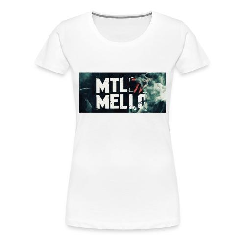 Dimello - Women's Premium T-Shirt