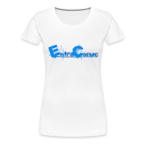 Entracomic Logo For Fans - Women's Premium T-Shirt