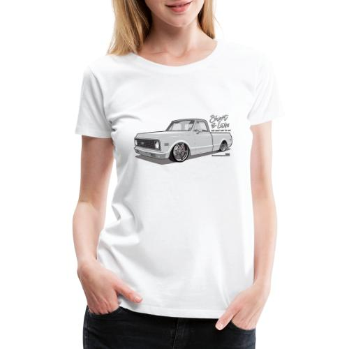 Short & Low C10 - Women's Premium T-Shirt