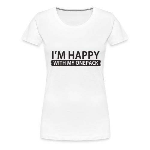 ONEPACK - Women's Premium T-Shirt