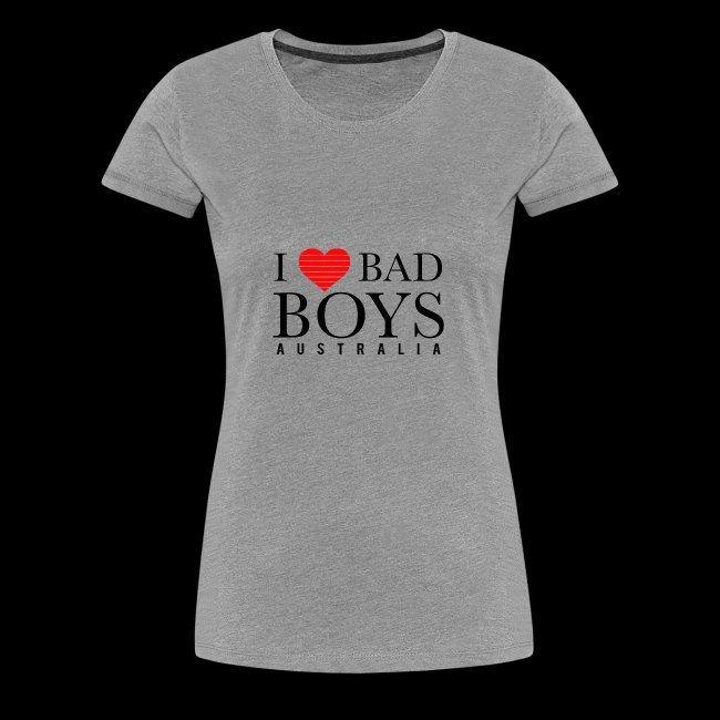 I LOVE BADBOYS