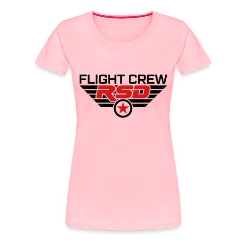 RSD Flight Crew - Women's Premium T-Shirt