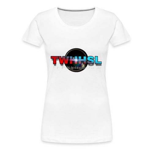 TWHSSL™ Logo - Women's Premium T-Shirt