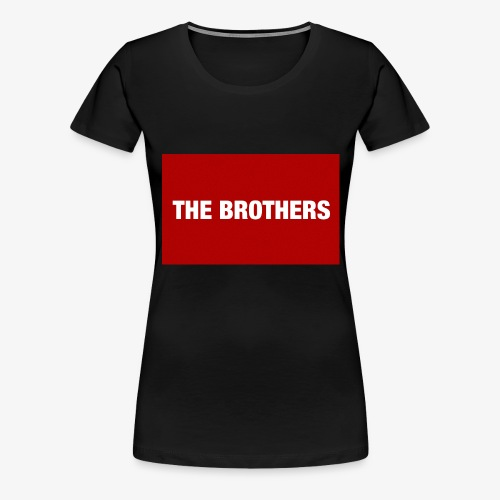 The Brothers - Women's Premium T-Shirt