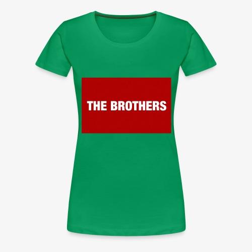 The Brothers - Women's Premium T-Shirt