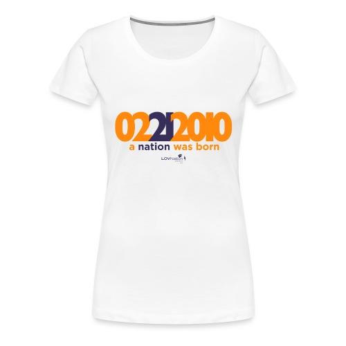 Anniversary Shirt - Women's Premium T-Shirt