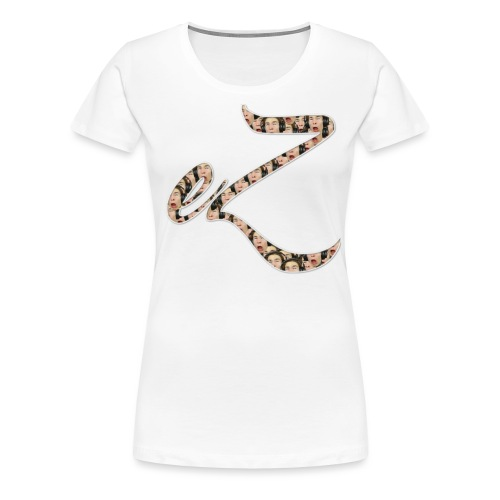 eZ6 png - Women's Premium T-Shirt