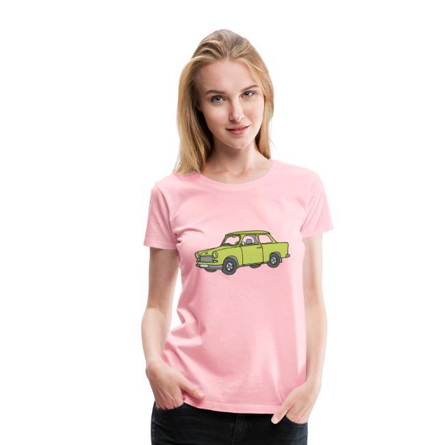 Trabant (baligreen car)