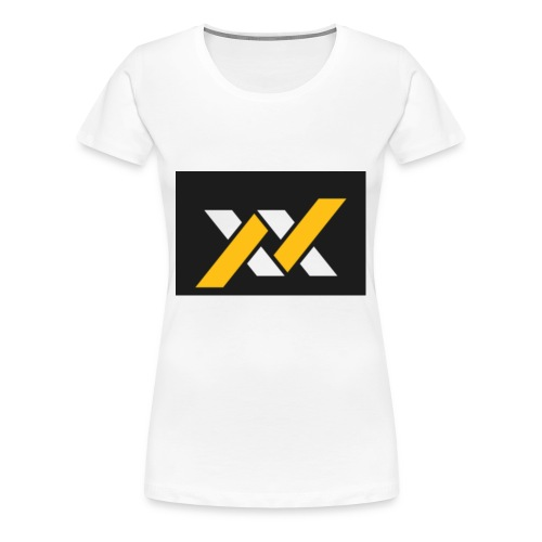 Xx gaming - Women's Premium T-Shirt