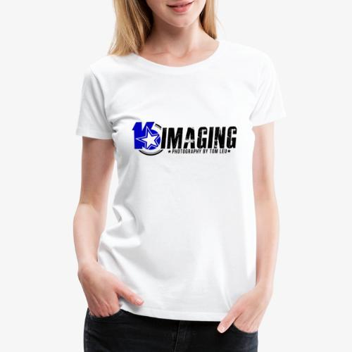 16IMAGING Horizontal Color - Women's Premium T-Shirt