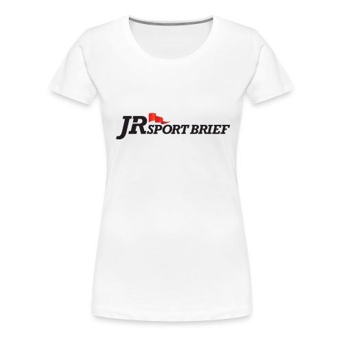 JRSportBrief - Women's Premium T-Shirt