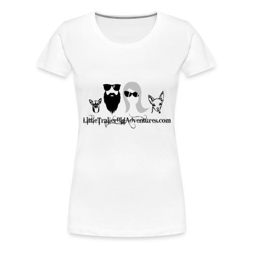 LTBA Heads Logo - Women's Premium T-Shirt