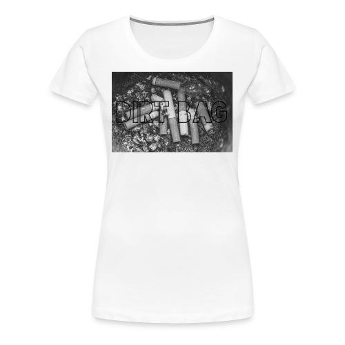 Dirt Bag - Women's Premium T-Shirt