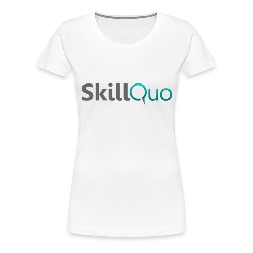 SkillQuo New - Women's Premium T-Shirt