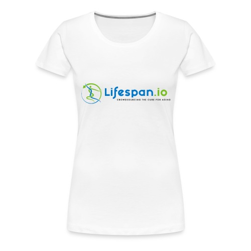 Lifespan.io 2021 - Women's Premium T-Shirt