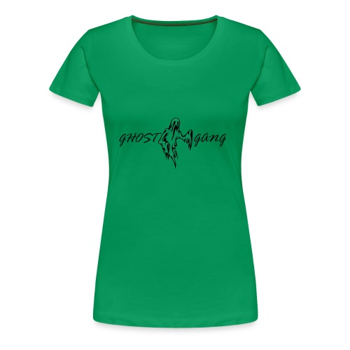 GhostGang Logo - Women's Premium T-Shirt