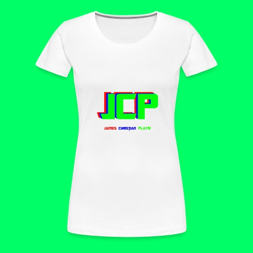 James Christian Plays! Original Set - Women's Premium T-Shirt