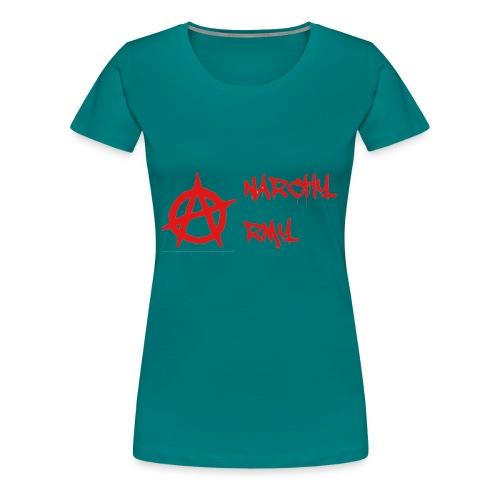 Anarchy Army LOGO - Women's Premium T-Shirt